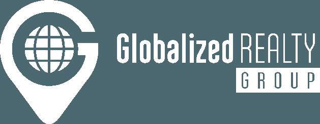 Globalized Realty Group logo. We buy houses long island.